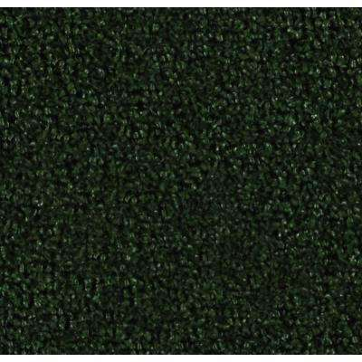 Carpet Sample - Entertainer - Color Ivy Artificial Grass 8 in. x 8 in.