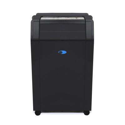 Eco-Friendly 14000 BTU Portable Air Conditioner with Dehumidifier