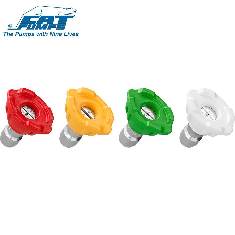 3400 PSI - 4500 PSI Quick-Connect Nozzle Kit