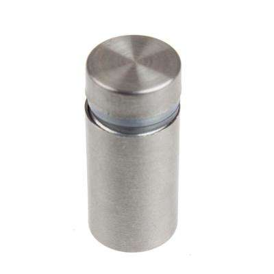 1/2 in. Dia x 3/4 in. L Stainless Steel Standoffs for Signs (4-Pack)