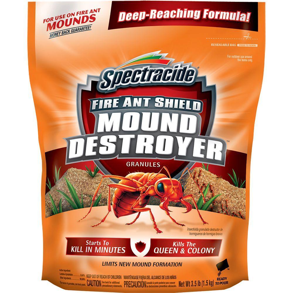 Spectracide 3.5 lb. Fire Ant Mound Destroyer Granules