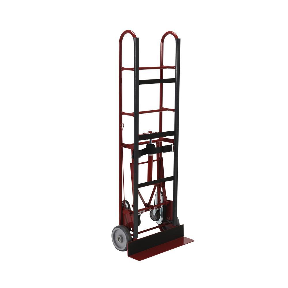 Vestil 1,200 lb. 66 inch Tall Appliance Cart Ratchet by Vestil