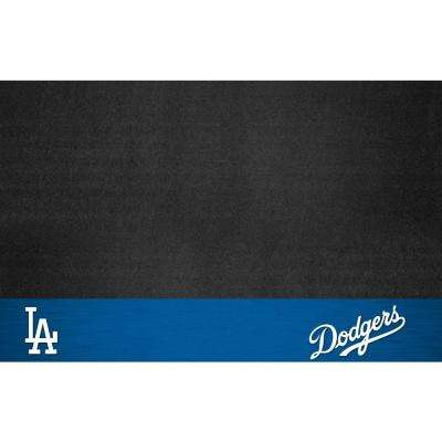 Los Angeles Dodgers 26 in. x 42 in. Grill Mat