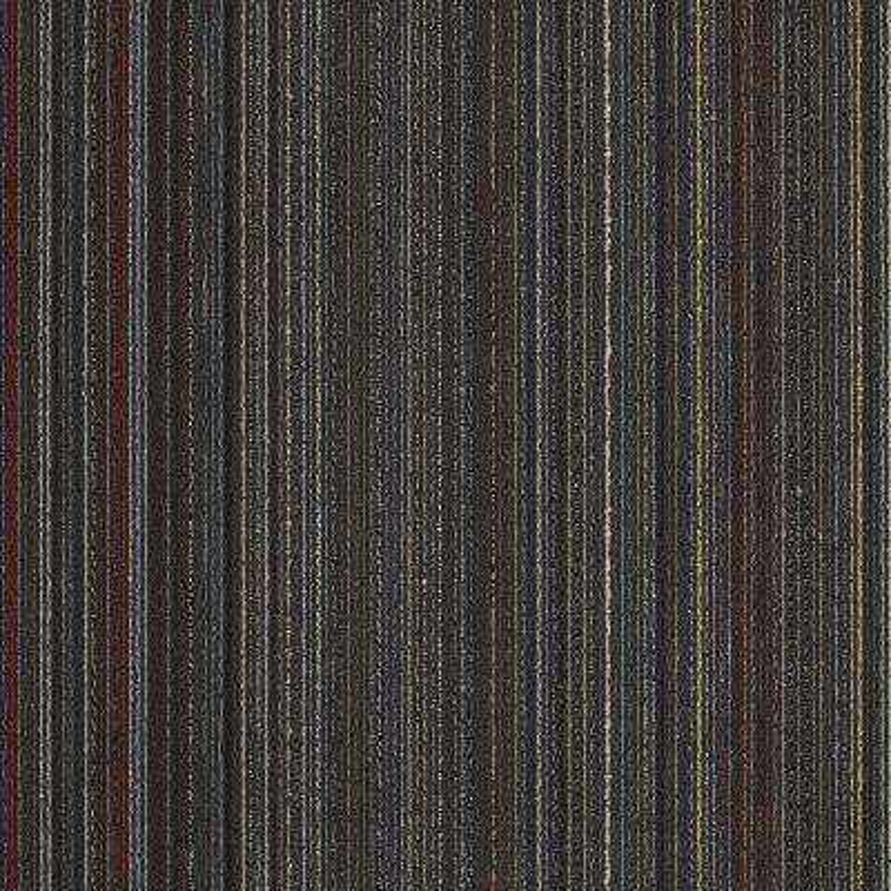 Assembler Black Loop 24 in. x 24 in. Modular Carpet Tile Kit (18 Tiles/Case)