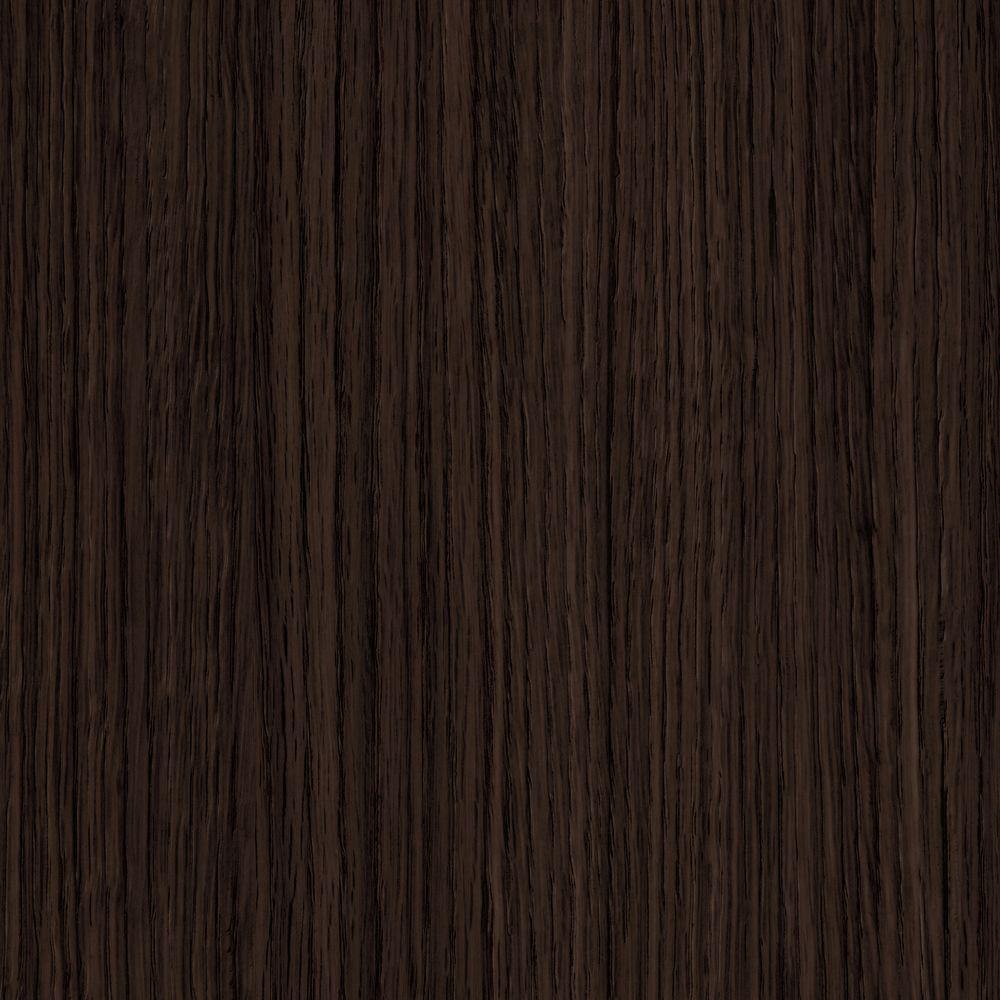 2 in. x 3 in. Laminate Sheet in Ebony Recon with