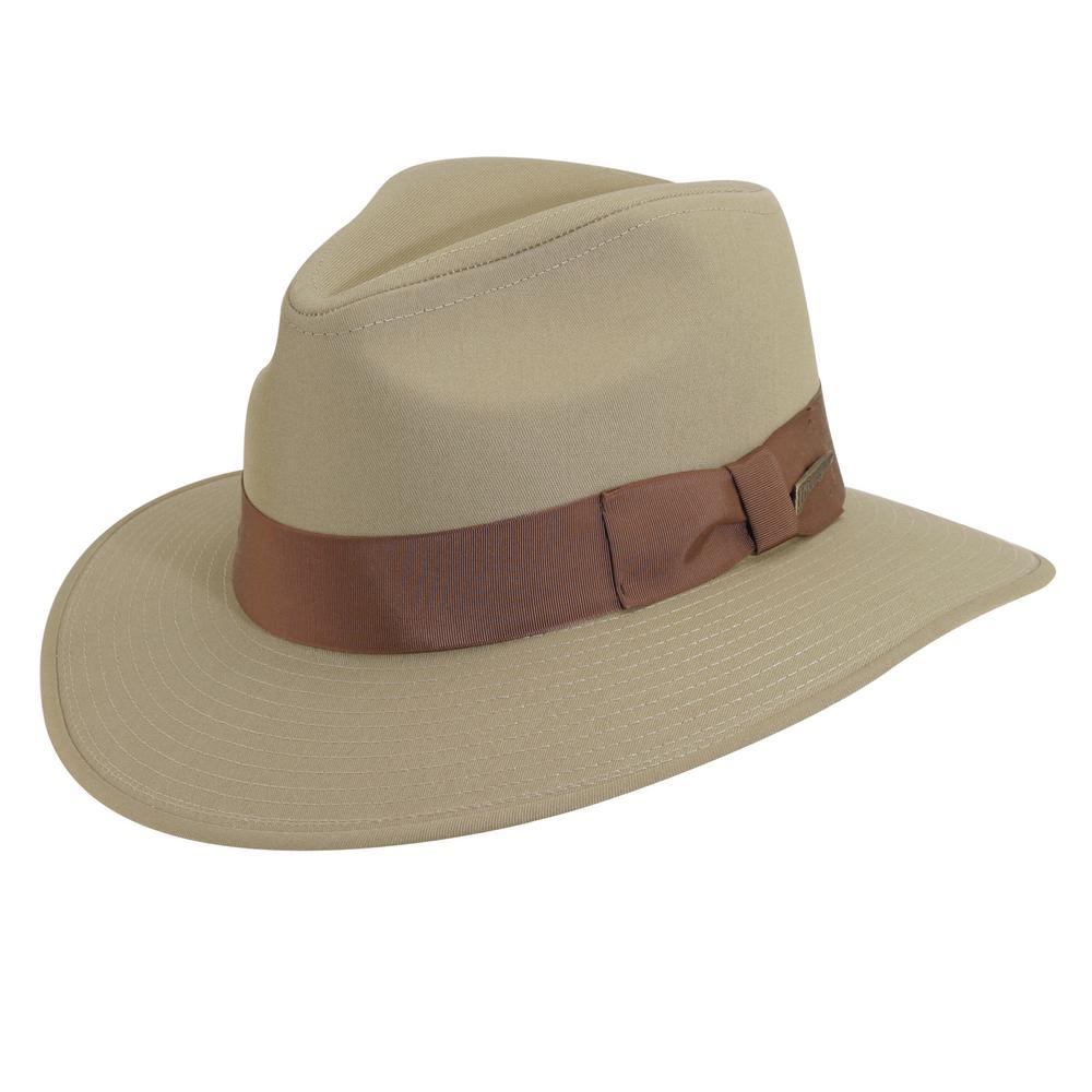 Indiana Jones Indiana Twill Safari-860BB-KAKI2 - The Home Depot 2e7f5f7399f8