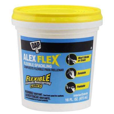 Alex Flex 16 oz. High Performance Spackling Paste (12-Pack)