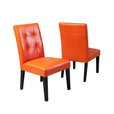 Orange - Dining Chairs - Kitchen & Dining Room Furniture ...