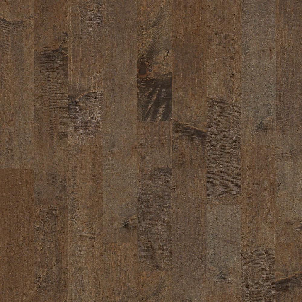 Take Home Sample - Battlefield Maple Yorktown Engineered Hardwood Flooring - 6.375 in. x 8 in.