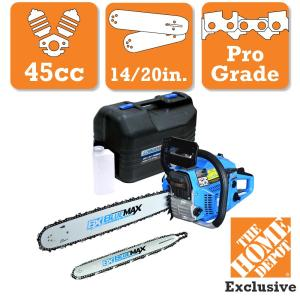 Poulan Pro 18 in  42cc Gas Chainsaw-967185105 - The Home Depot