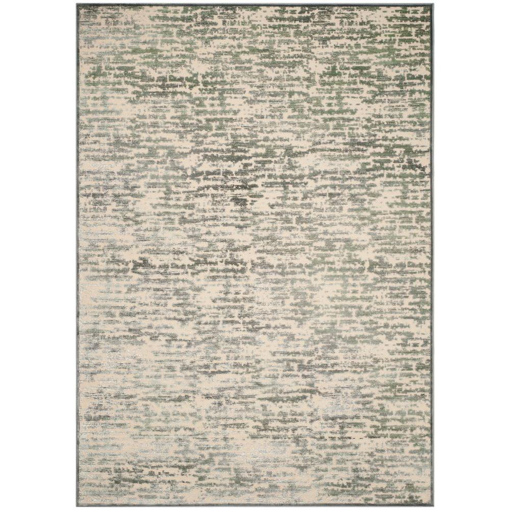Paradise Grey/Multi 8 ft. x 11 ft. 2 in. Area Rug