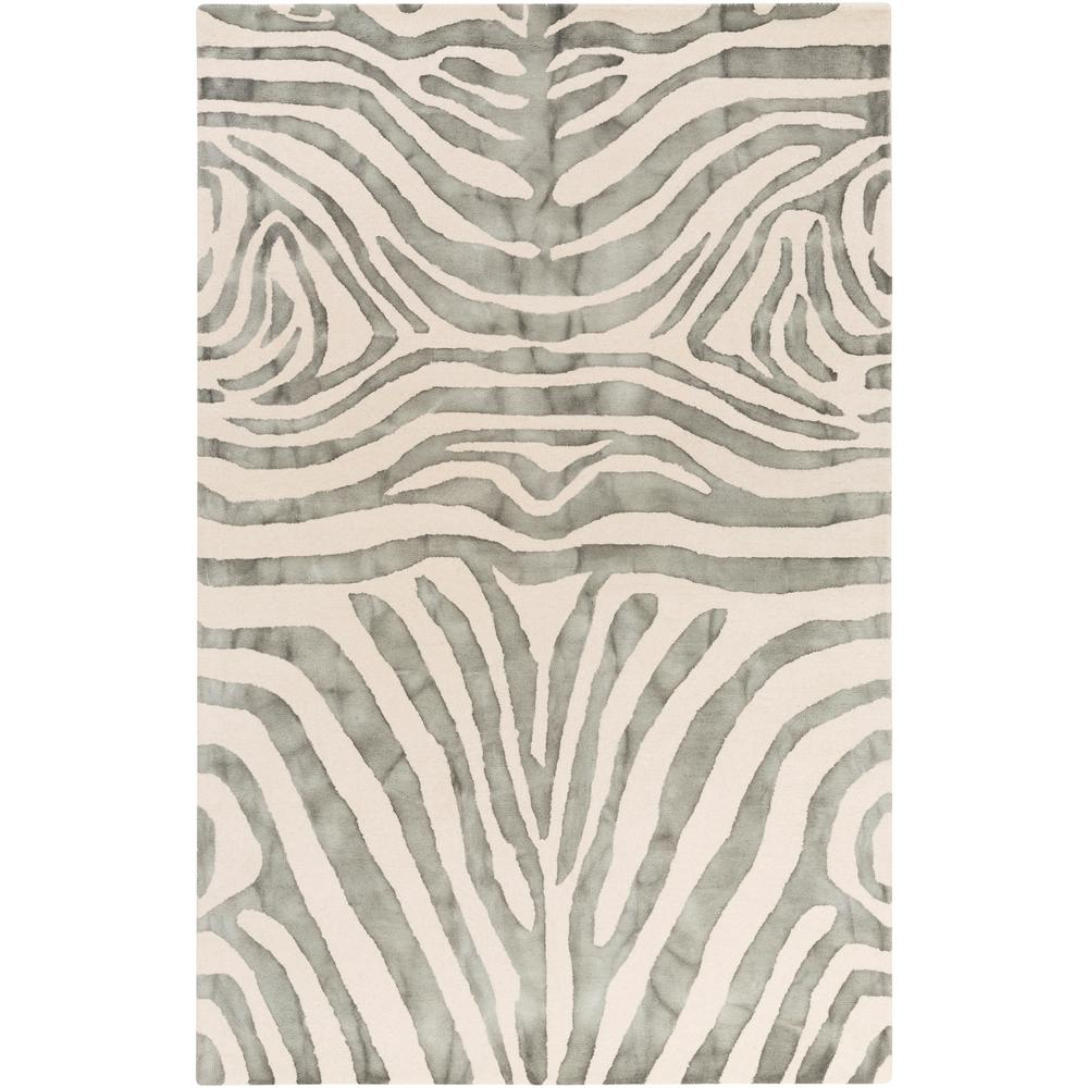 Geology Parker Gray 8 ft. x 10 ft. Indoor Area Rug