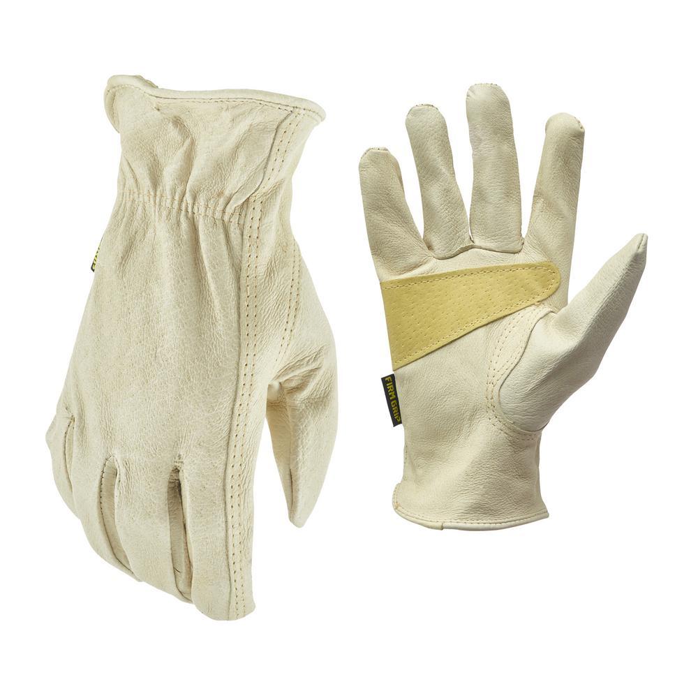 Grain Pigskin Extra-Large Work Gloves