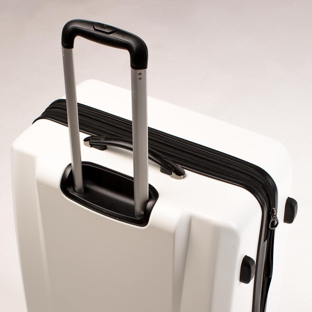U.S. Polo Assn. 30in Deluxe Rolling Duffle Bag Split Level Storage  Retractable Handle in Navy cd26dc855c78d