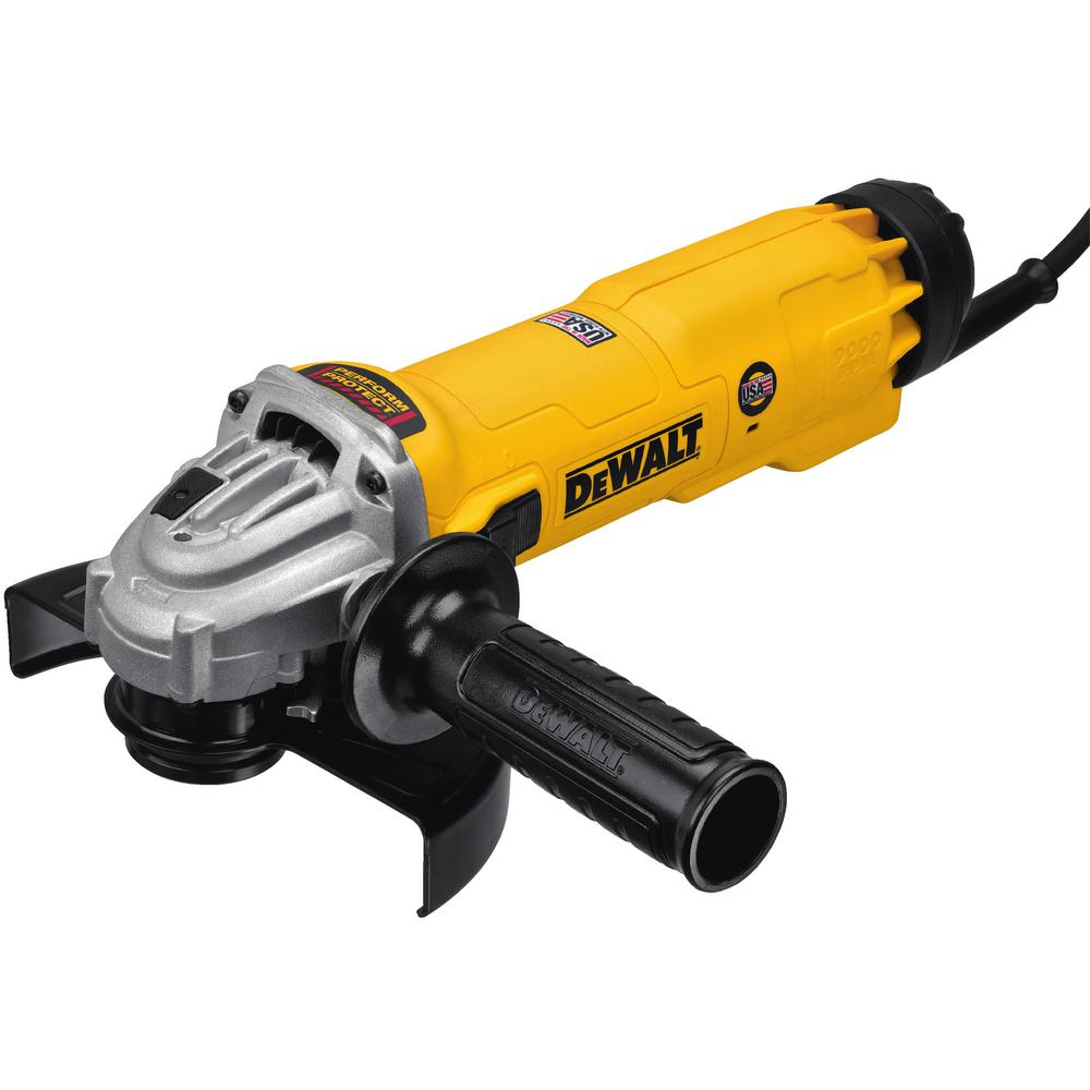 13-Amp Corded 6 in. Angle Grinder