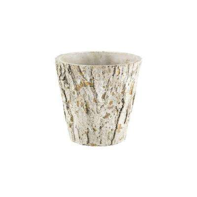 4-5/8 in. Cement Planter