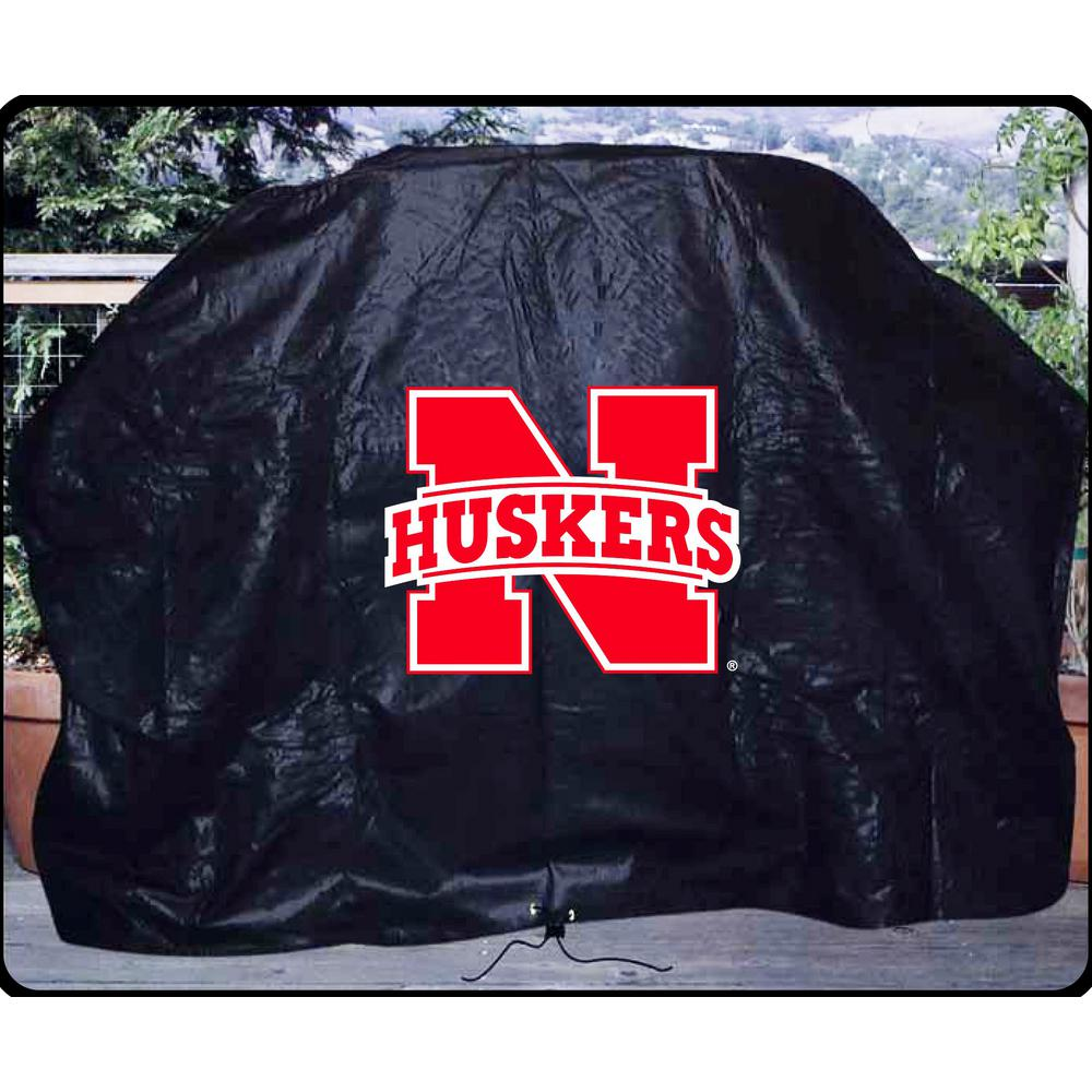 Seasonal Designs 59 in. NCAA Nebraska Grill Cover