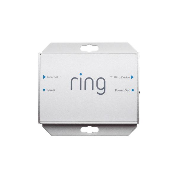Ring Wired Power Over Ethernet Injector Door Bell Elite or Stick Up Cam
