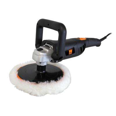10 Amp 7 in. Variable Speed Polisher with Digital Readout