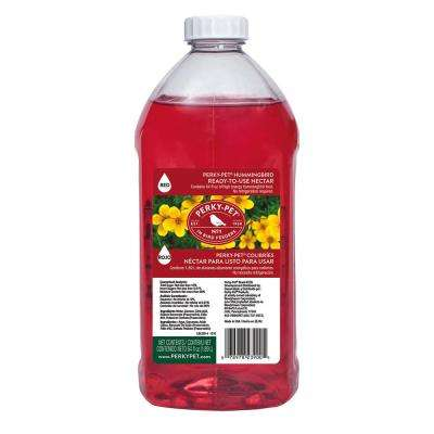 64 fl oz. Ready-To-Use Red Hummingbird Nectar