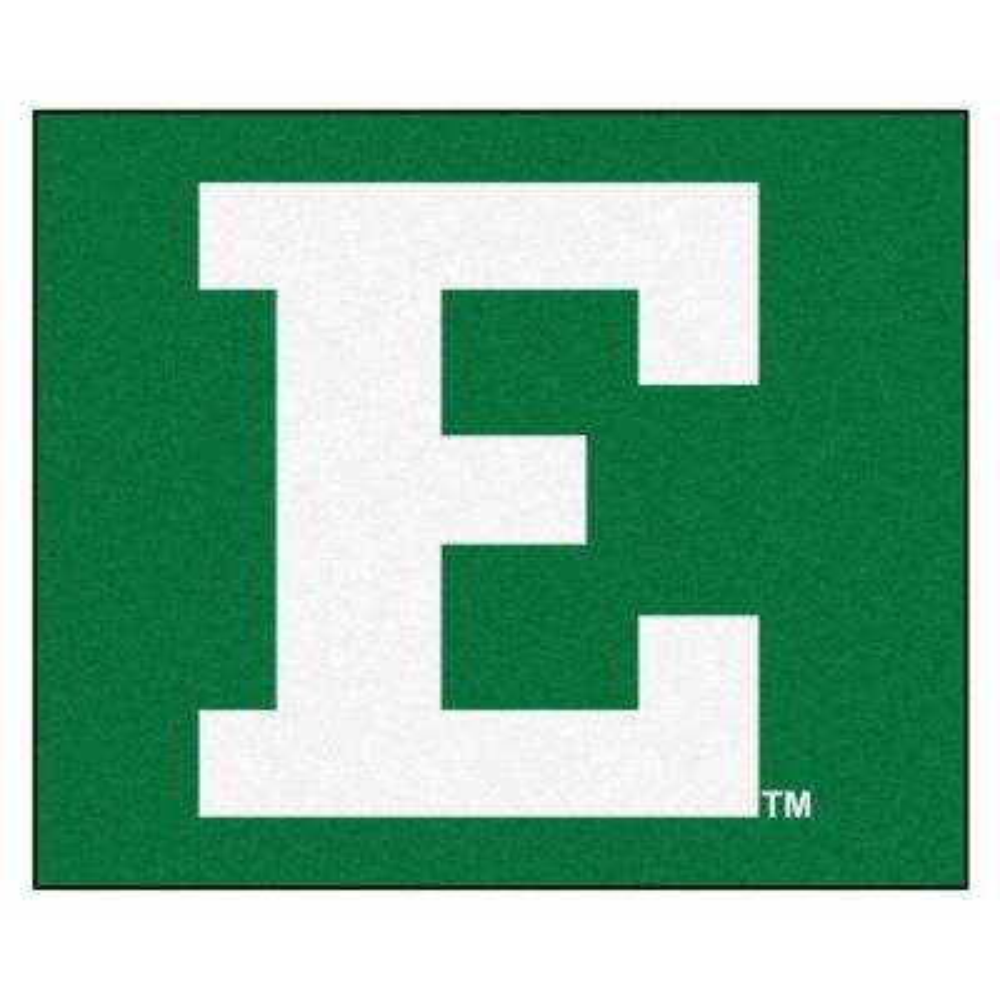 NCAA Eastern Michigan University Green 5 ft. x 6 ft. Area Rug