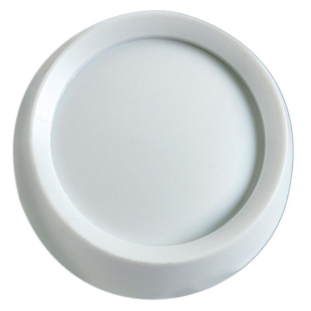 Rotary Replacement Knob, White