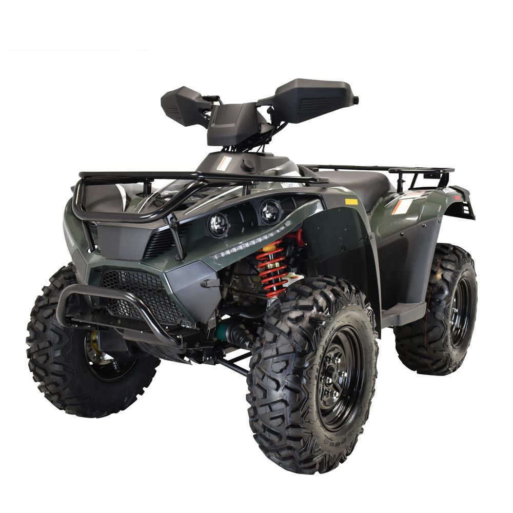 MSA 400 4WD 352 cc ATV in Green