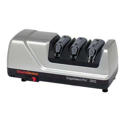 M125 EdgeSelect Pro 3-Stage Professional Diamond Hone Knife Sharpener