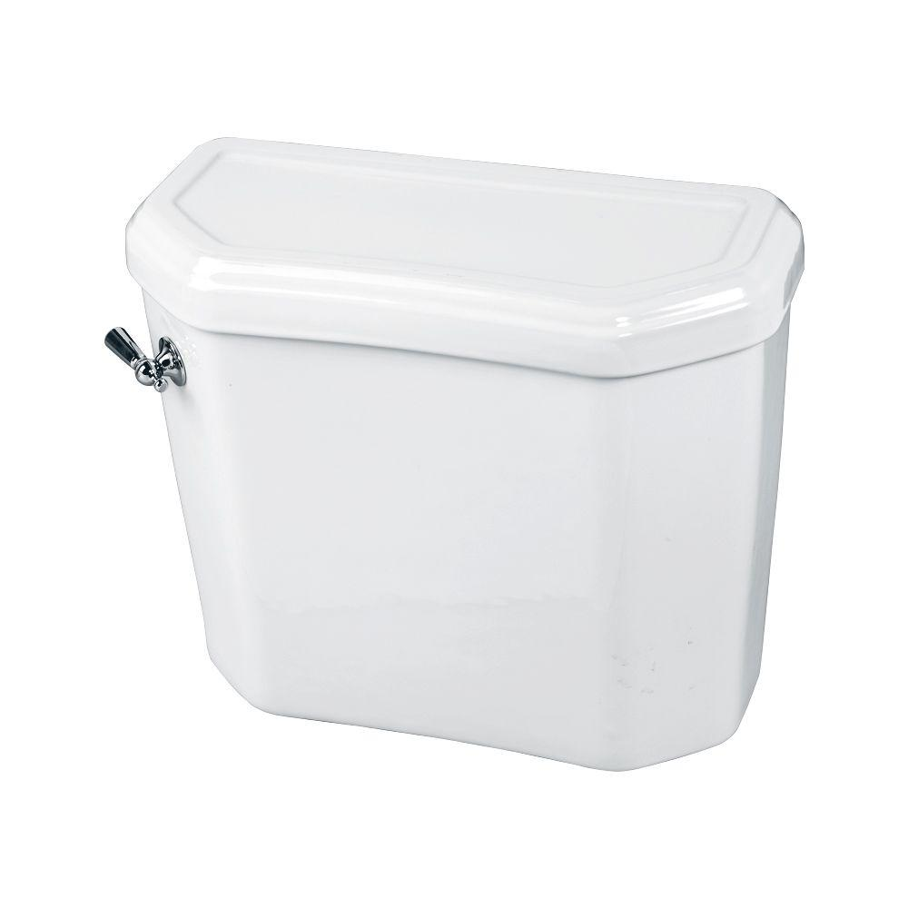 American Standard Portsmouth Champion 4 1.6 GPF Single Flush Toilet Tank Only in White