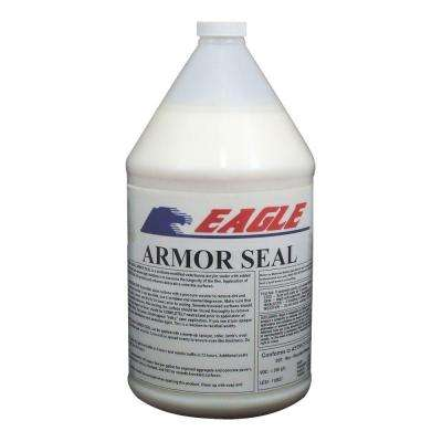 1 Gal. Armor Seal Urethane Modified Acrylic Glossy Durable Water-Based Low Odor Clear Concrete Sealer