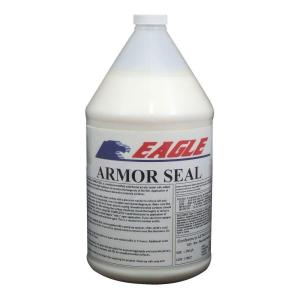 Eagle 1 Gal. Armor Seal Urethane Modified Acrylic Glossy Durable  Water Based Low Odor Clear Concrete Sealer EA1   The Home Depot