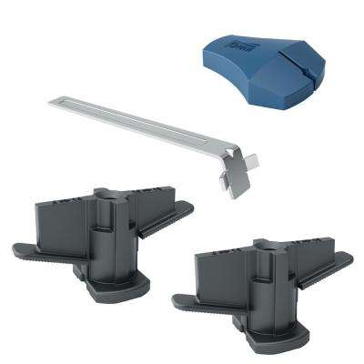 Tool Kit for OMUR Wall Mount System (4 Piece Kit)