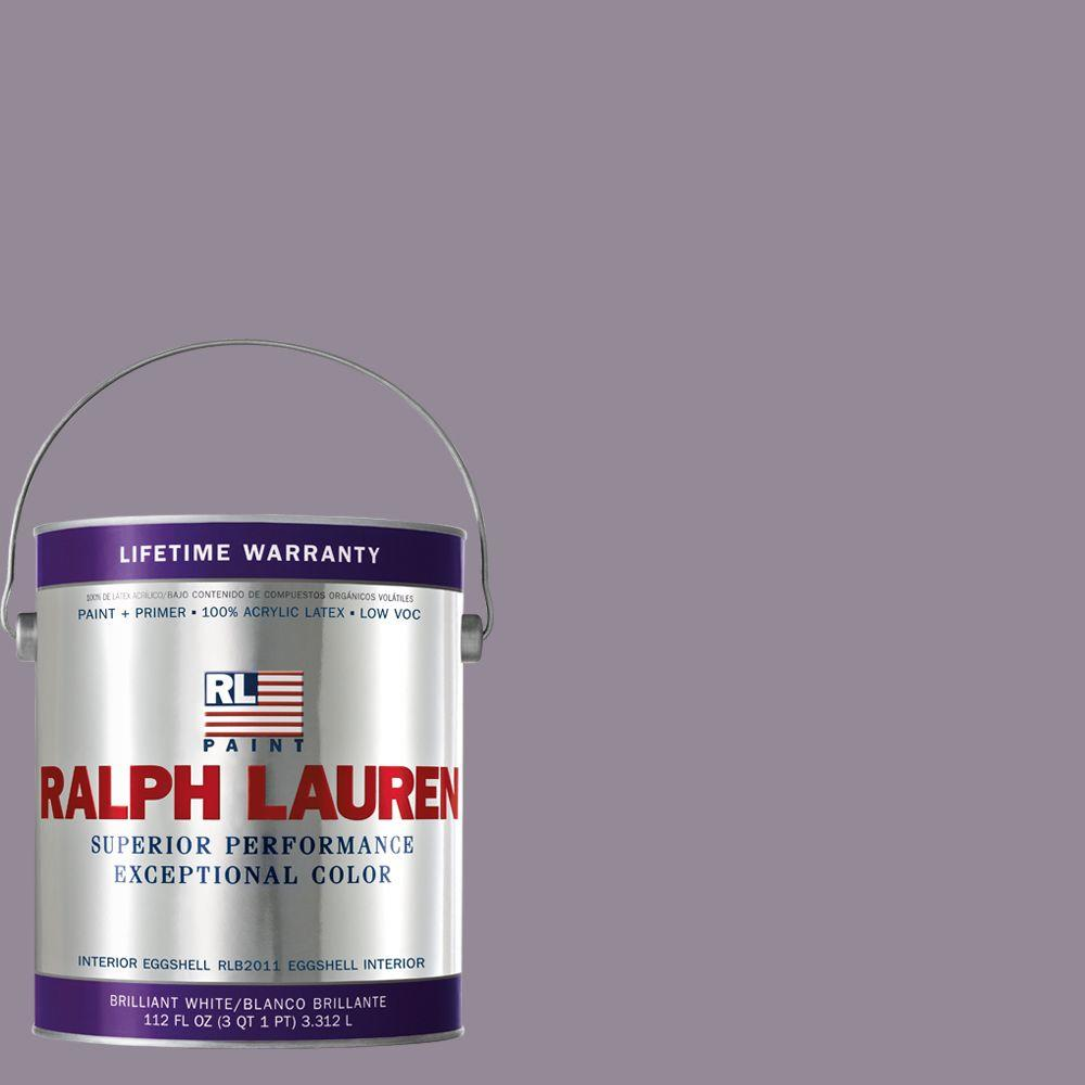 Ralph Lauren 1-gal. Kensington Purple Eggshell Interior Paint