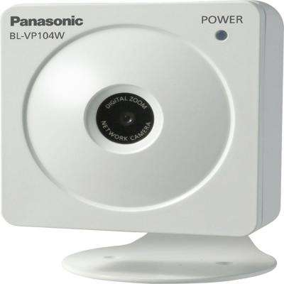 H.264 Wireless 720p Indoor Network Security Camera with 4X Digital Zoom