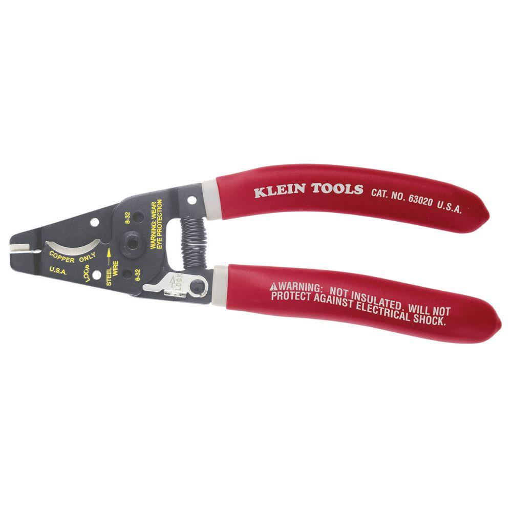 "Klein Tools ""7 in. Klein-Kurve Multi-Cable Cutter"""