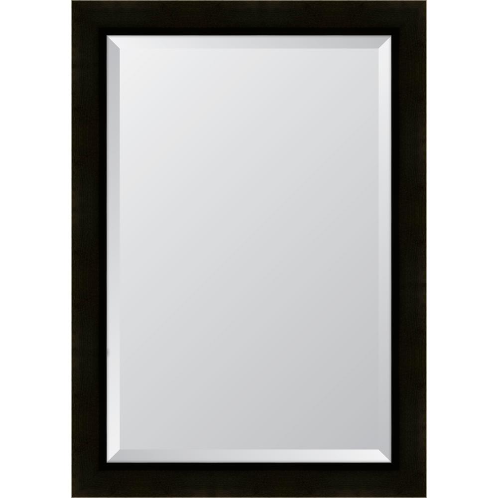 30 in. x 42 in. Sumatra Resin Frame Mirror