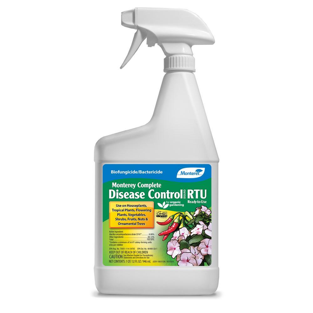 32 oz. Complete Disease Control RTU
