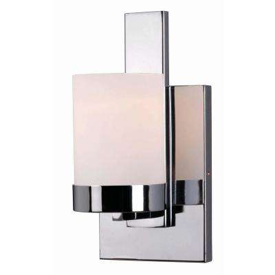 Eastlake 1-Light Chrome Sconce