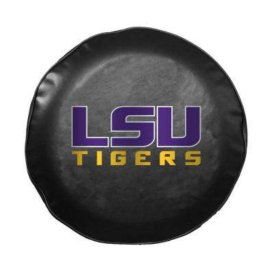 NCAA LSU Tigers Large Tire Cover