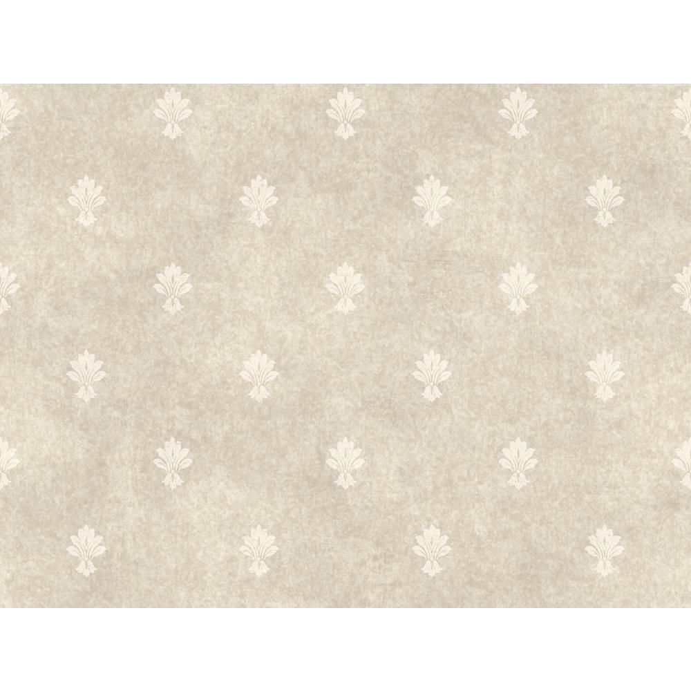 York Wallcoverings Mini Fleur D'Lis Wallpaper CR2734