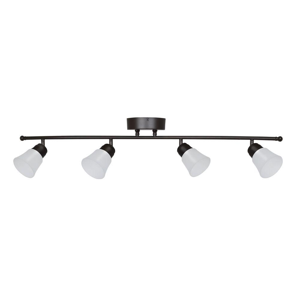 Aspects walton 4 light oil rubbed bronze led fixed track lighting aspects walton 4 light oil rubbed bronze led fixed track lighting mozeypictures Image collections