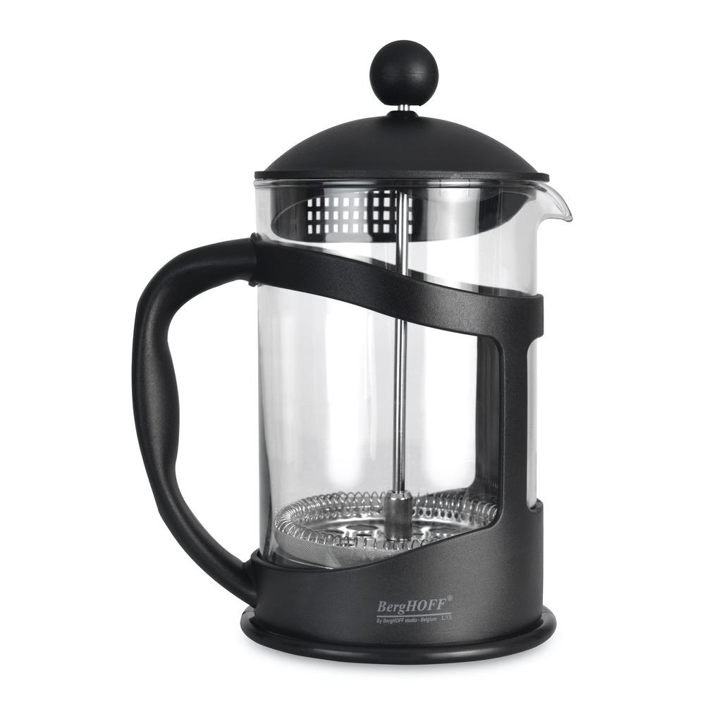 Eclipse 6.4-Cup Black Coffee/Tea French Press