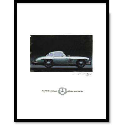 """24 in. x 18 in. """"Made in Germany"""" by Fairchild Paris Car Series Wall Art"""