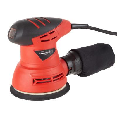 2 Amp Corded 5 in. Orbital Sander with Dust Extraction System