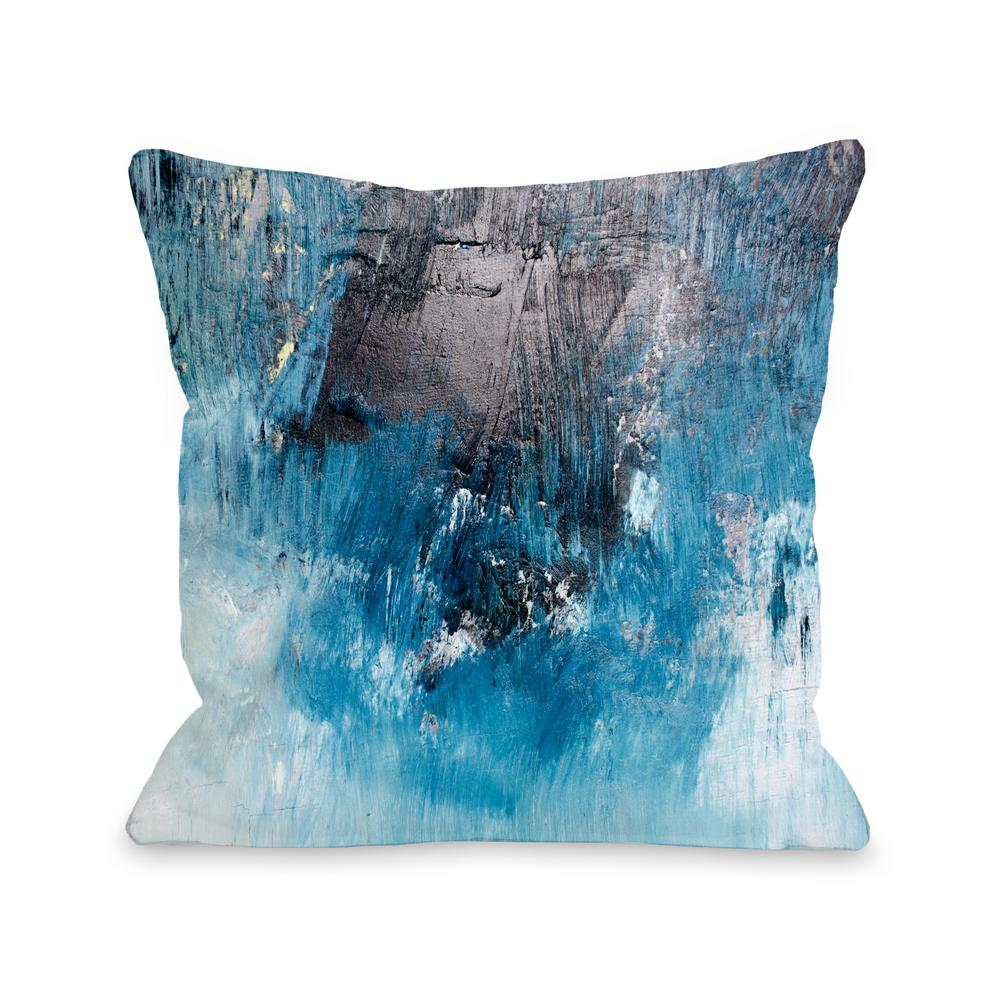 Oil Painting Decorative Pillow