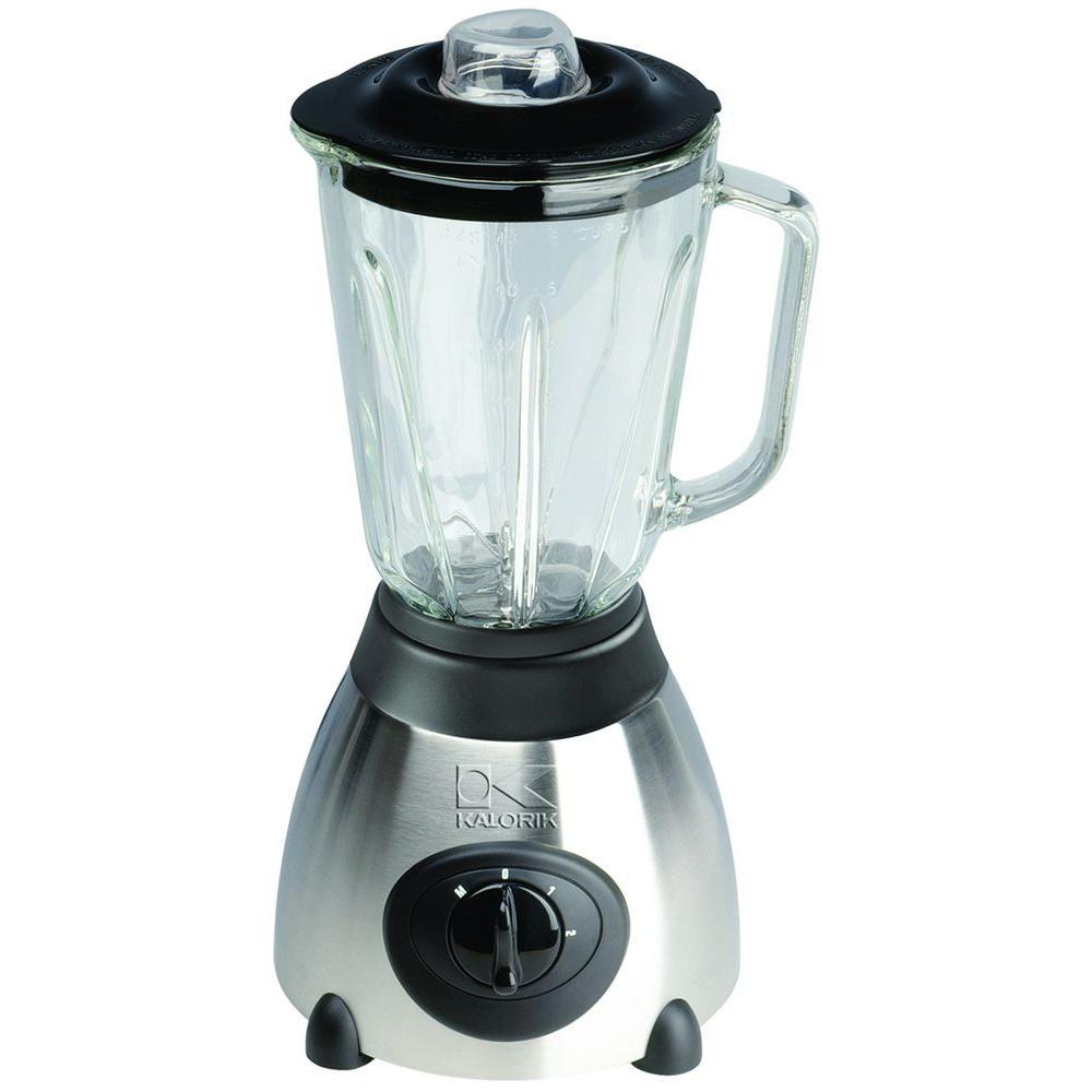 KALORIK 48 oz. Blender with Glass Jar-DISCONTINUED