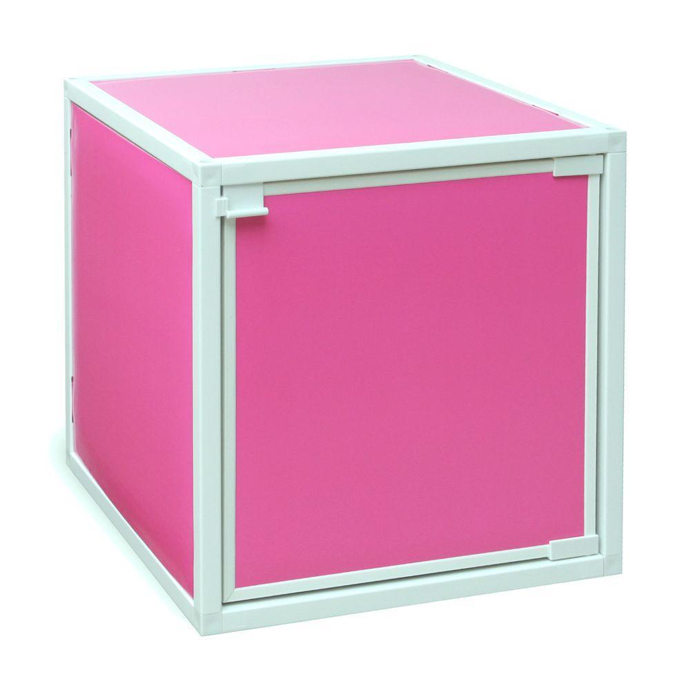Way Basics Eco Pink Storage Box