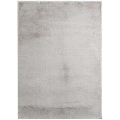 Bazaar Piper Grey 5 ft. x 7 ft. Area Rug