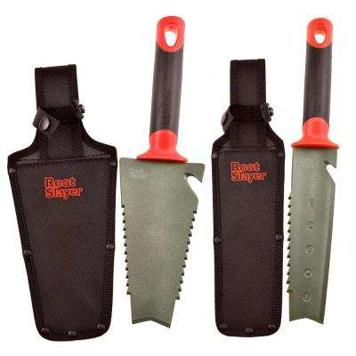 Root Slayer Hand Tool Set with Holsters (2-Piece)