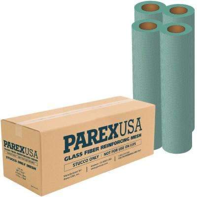 38 in. x 150 ft. Stucco Reinforcing Mesh (4- case)